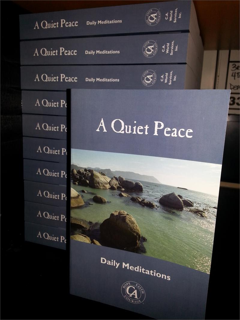 A Quiet Peace - Daily Meditatons